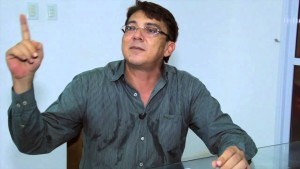 Dr. Lobato, prefeito de Santa Helena
