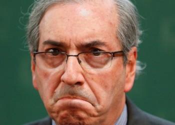 Eduardo Cunha: presidente da Câmara é acusado de atrapalhar a Lava Jato