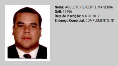 Augusto Serra, advogado