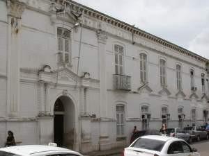 Santa Casa, localizada no Centro de São Luís
