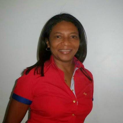 A prefeita Marly dos Santos Sousa.