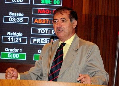 Carlos Braide, apontado como membro de organização criminosa.