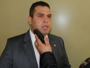 Presidente do Conselho de Ética da Assembleia, deputado Fábio Macedo.