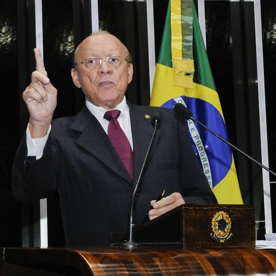 Senador João Alberto e Presidente do Conselho de Ética do Senado, João Alberto.
