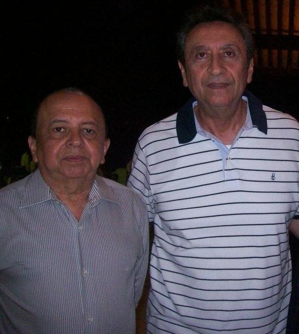 Márcio Leite e Ricardo Murad.