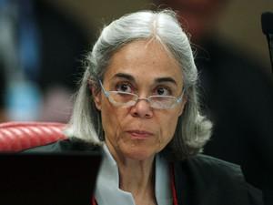 A ministra Maria Thereza de Assis Moura, relatora no TSE do processo de cassação da presidente Dilma Rousseff (Foto: Roberto Jayme / TSE)