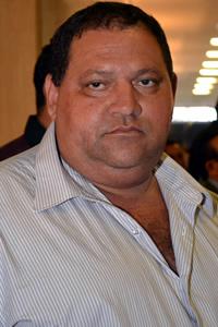 Prefeito de Santa Rita, Antônio Cândido Ribeiro.