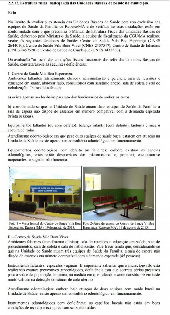 Saúde - CGU 6