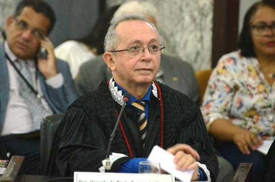 O desembargador Vicente de Paula foi o relator do processo.