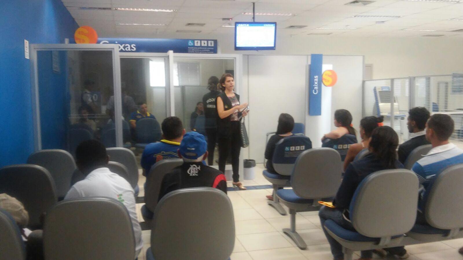 Foto _ 1 Divulgação _ Procon - Melhorias no serviço bancário são garantidas pelo PROCON MA em São João dos Patos