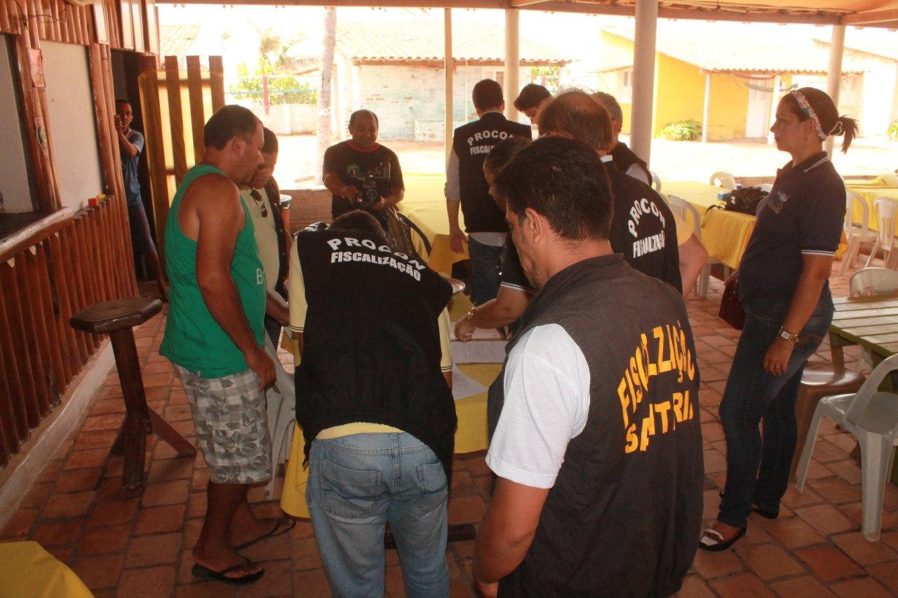 Foto 1_Divulgação_Procon_16052016 - Estabelecimentos de Barreirinhas têm 10 dias para se adequar ao Selo PROCON MA de Qualidade