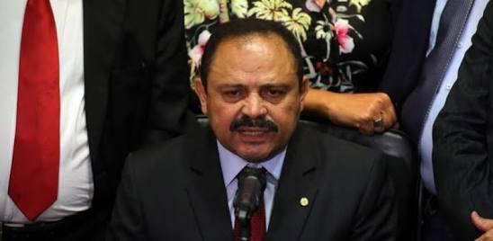 Deputado Waldir Maranhão.