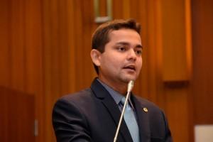 Deputado Ricardo Rios.