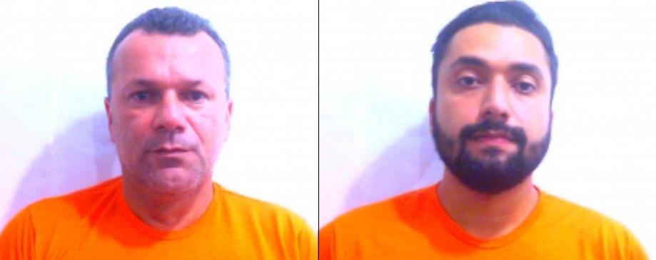 Auditor Alan Fialho Gandra e o filho Alan Fialho Gandra Filho, advogado da Dimensão Engenharia.