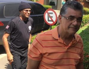 Prefeito de Paulo Ramos Tancledo Lima Araújo.