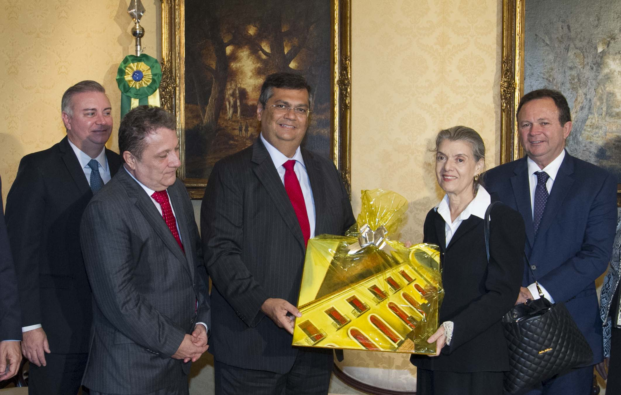 Foto 1_Gilson Teixeira_15-08-2016 - Visita da Ministra Carmem Lucia