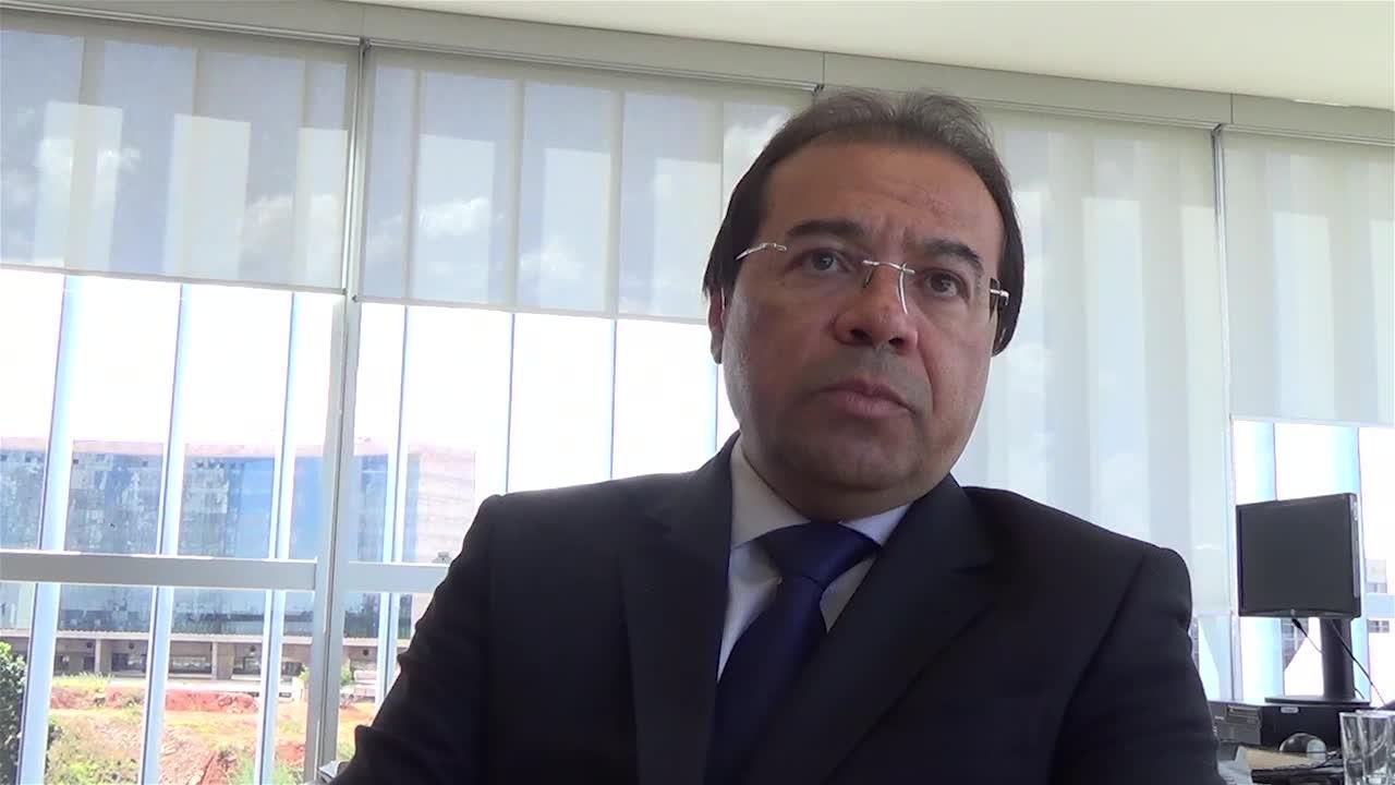 Vice-procurador-geral eleitoral, Nicolao Dino.