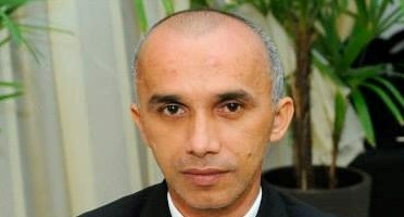 Roberval Campelo Silva, prefeito de Capinzal.