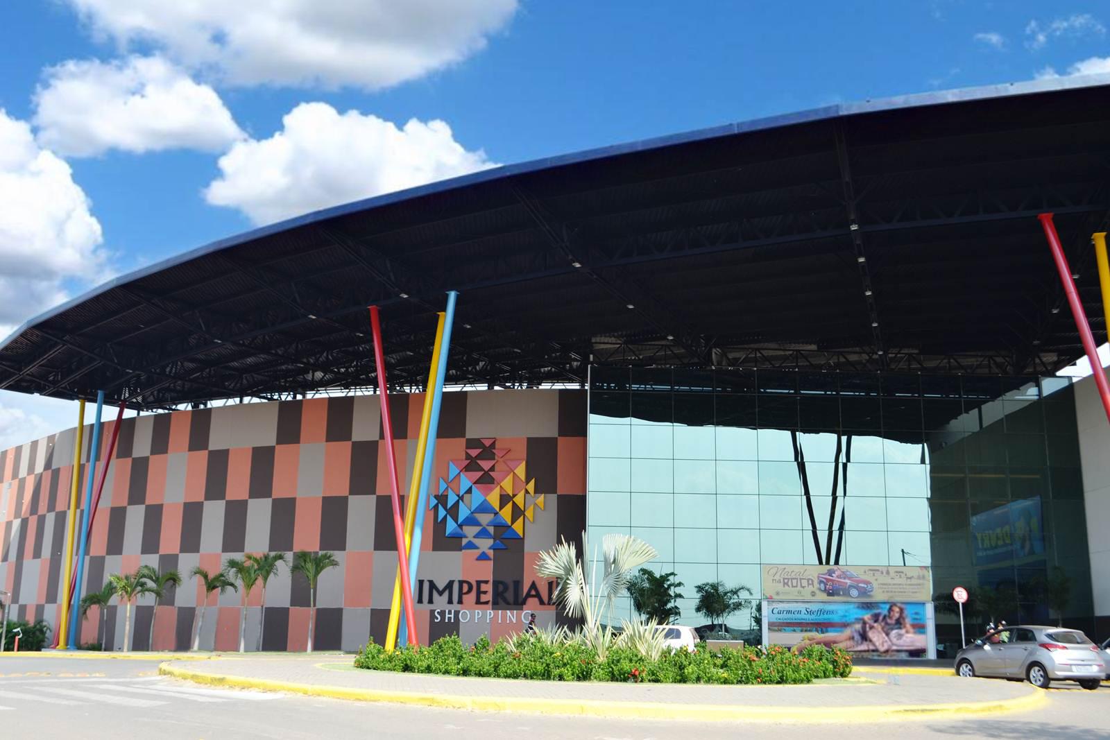 Fachada Imperial Shopping