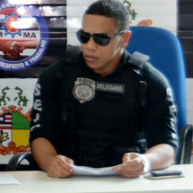 Delegado Ney Anderson Gaspar, foi afastado do Departamento de Combate ao Crime Organizado, após interrogar Júnior Bolinh, que deu novos fatos sobre o caso Décio Sá.