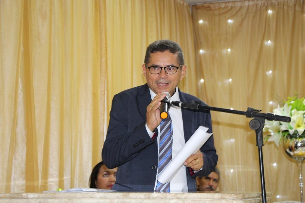 Resultado de imagem para prefeito Francisco Vieira Alves,