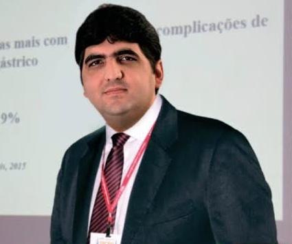 Médico Abdon Murad Júnior.