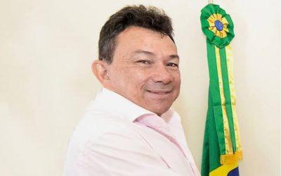 Prefeito de Cândido Mendes.