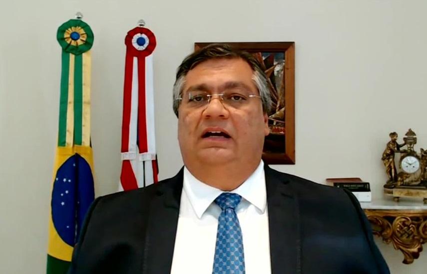Governador Flávio Dino (PSB).