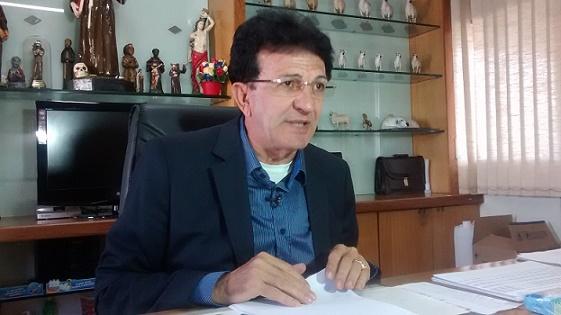 Francisco Oliveira, dono do Grupo FC Oliveira.